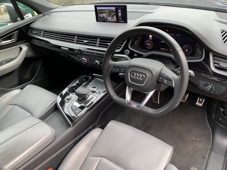 Audi Q7 - GD19MUP - For Sale IMG_0531