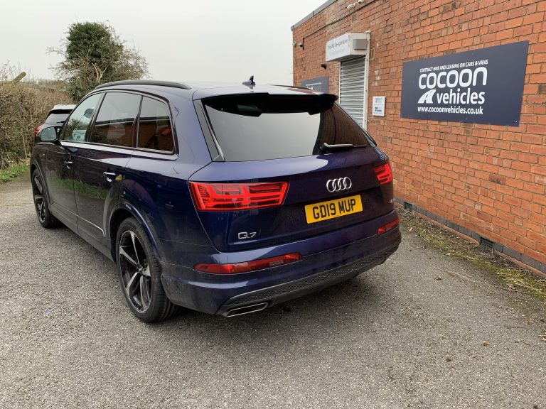Audi Q7 - GD19MUP - For Sale IMG_2406