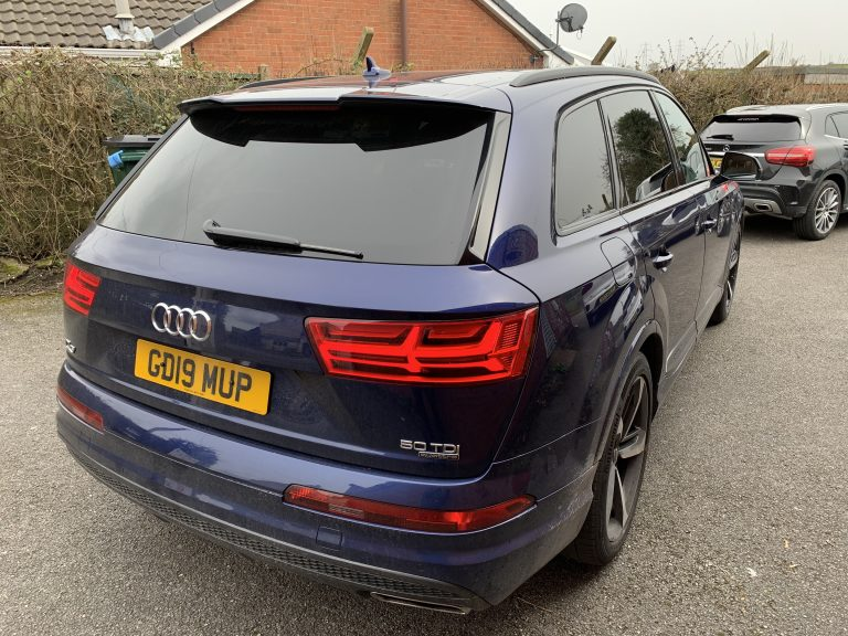 Audi Q7 - GD19MUP - For Sale IMG_3173