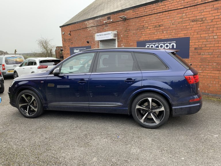 Audi Q7 - GD19MUP - For Sale IMG_4507