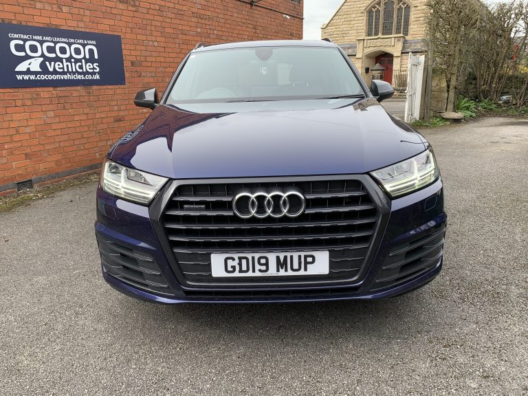 Audi Q7 - GD19MUP - For Sale IMG_5535