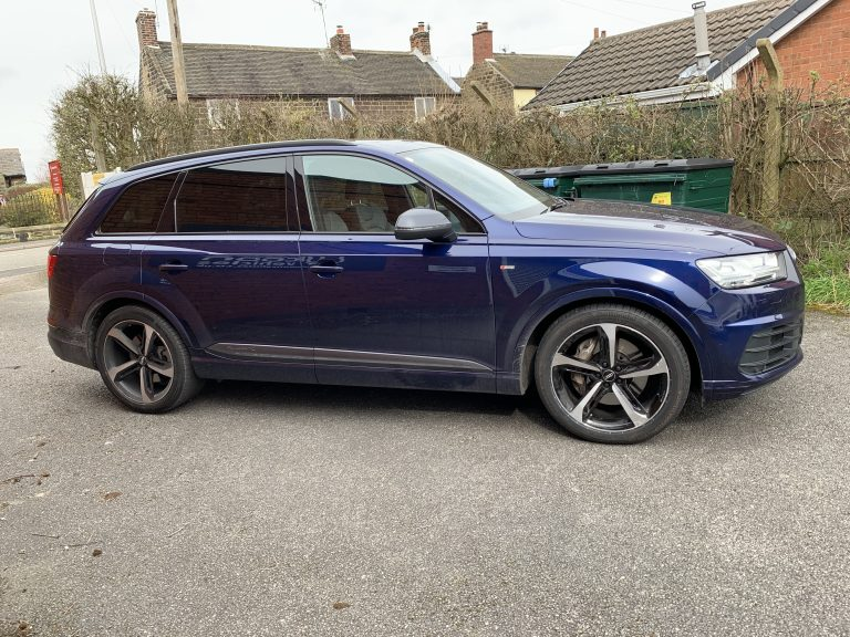 Audi Q7 - GD19MUP - For Sale IMG_5712