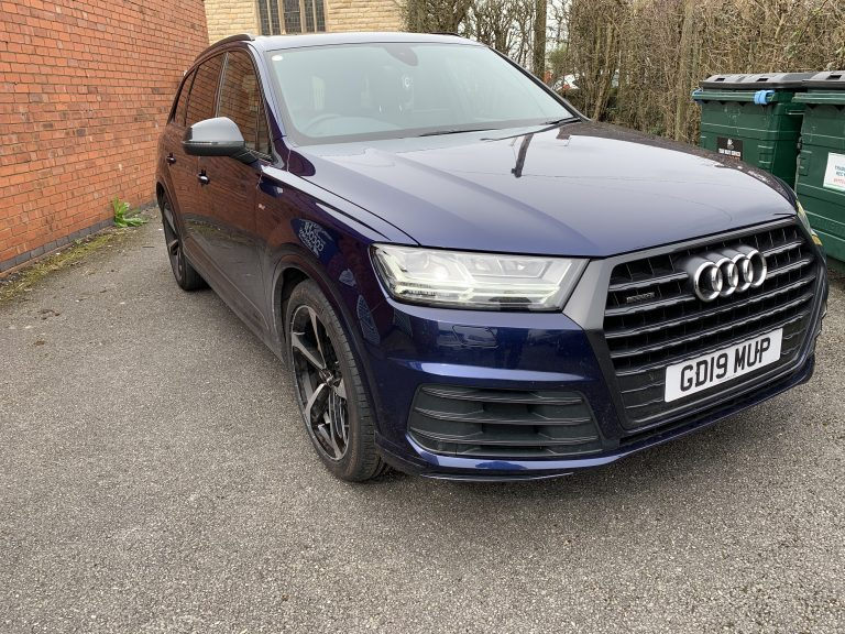Audi Q7 - GD19MUP - For Sale IMG_9383