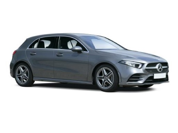Mercedes-Benz A Class Hatchback A180 AMG Line Executive 5dr Automatic [GL]-ex-fleet-car-for-sale