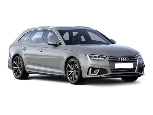 Audi A4 Avant 35 TFSI Black Edition S Tronic 5dr Automatic [GL]-ex-fleet-car-for-sale