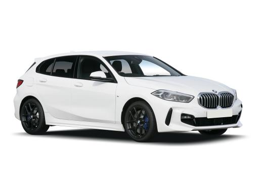 BMW 1 Series Hatchback 118i M Sport Step Auto 5dr Automatic [GL]-ex-fleet-car-for-sale