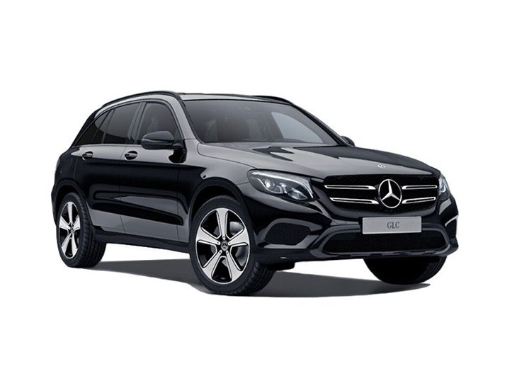 Mercedes-Benz GLC Estate GLC 300 4Matic AMG Line 5dr Automatic [GL]-ex-fleet-car-for-sale
