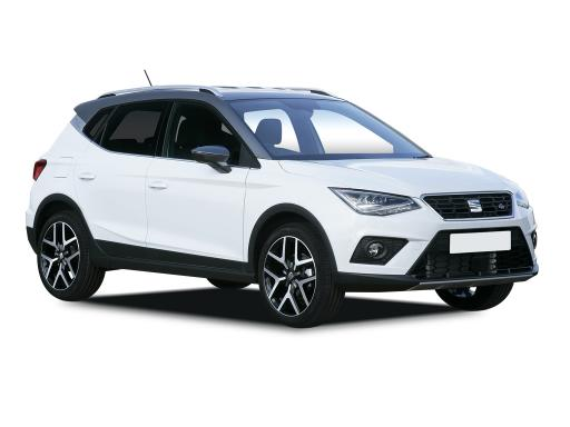 SEAT Arona Hatchback 1.0 FR [EZ] DSG 5dr Automatic [GL]-ex-fleet-car-for-sale