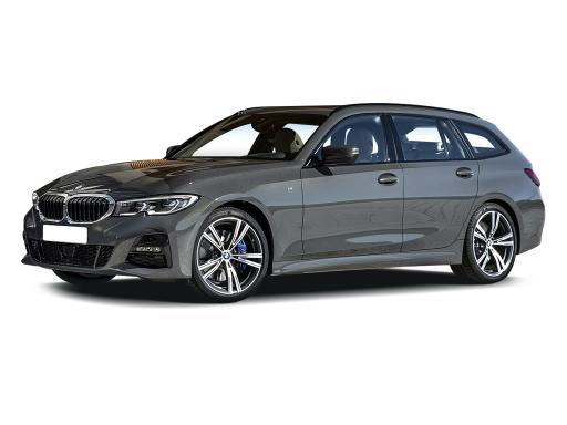 BMW 3 Series Touring 320i M Sport Step Auto 5dr Automatic [GL]-ex-fleet-car-for-sale