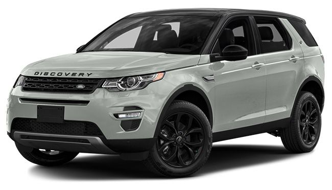 Land Rover Discovery Sport SW 2.0 D180 R-Dynamic HSE [7 Seats] [Special] 5dr Automatic [GL]-ex-fleet-car-for-sale