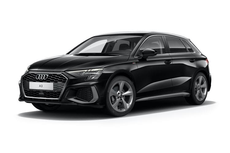 Audi A3 Sportback 30 TFSI S Line [Comfort & Sound Pack] 5dr Manual [GL]-ex-fleet-car-for-sale