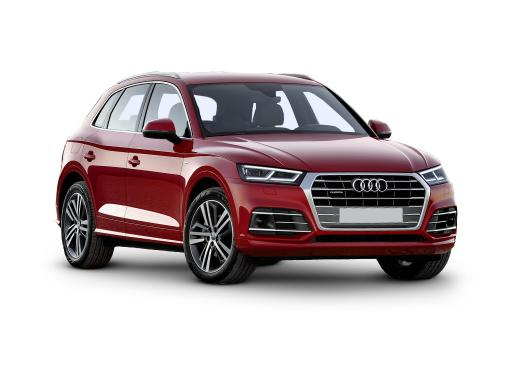Audi Q5 Estate 50 TFSI e Quattro Black Edition S Tronic 5dr Auto [GL]-ex-fleet-car-for-sale