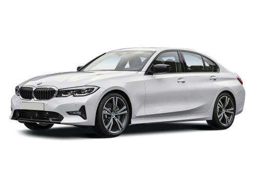 BMW 3 Series Saloon 320i M Sport Step Auto 4dr Auto [GL]-ex-fleet-car-for-sale