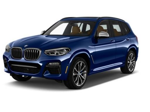 BMW X3 Estate xDrive 20d M Sport Step 5dr Auto [GL]-ex-fleet-car-for-sale