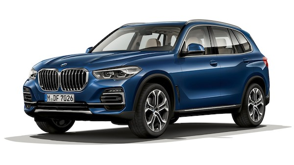 BMW X5 Estate xDrive M50i 5dr Auto [GL]-ex-fleet-car-for-sale
