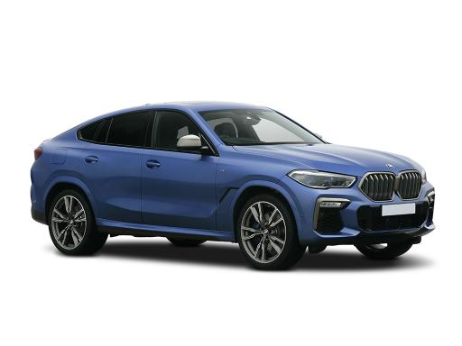 BMW X6 Estate xDrive 30d MHT M Sport 5dr Auto [GL]-ex-fleet-car-for-sale
