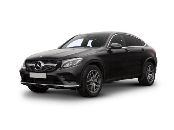 Mercedes-Benz GLC Coupe GLC 300 4Matic AMG Line 5dr Auto [GL]-ex-fleet-car-for-sale