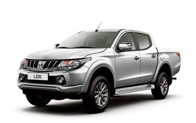 Mitsubishi L200 Pickup Double Cab DI-D 150 Warrior 4WD (Leather) 5dr Auto [GL]-ex-fleet-car-for-sale