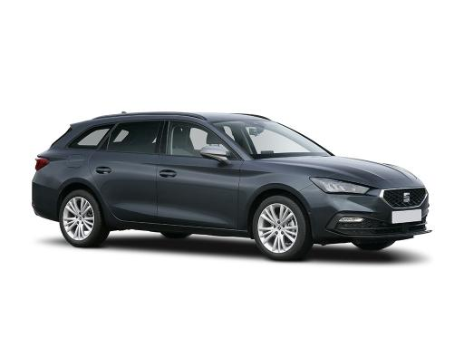 SEAT Leon Estate 1.5 TSI EVO FR 5dr Manual [GL]-ex-fleet-car-for-sale