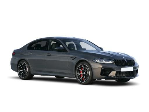 BMW M5 Saloon M5 Competition DCT Ultimate 4dr Auto [GL]-ex-fleet-car-for-sale
